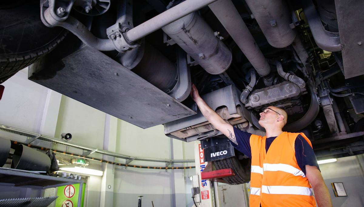 L'AFGNV publie un guide pour adapter les ateliers de maintenance à l'entretien des véhicules GNV