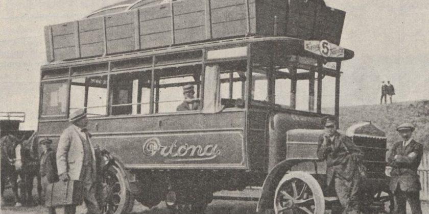 Archives de 1919 :  L'emploi du gaz dans les automobiles