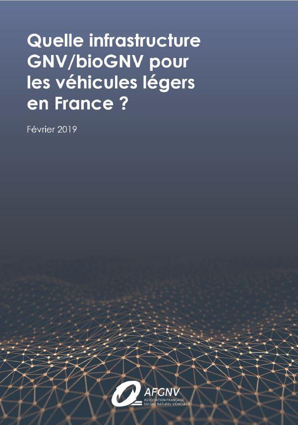 Etude Véhicule Léger au GNV en France