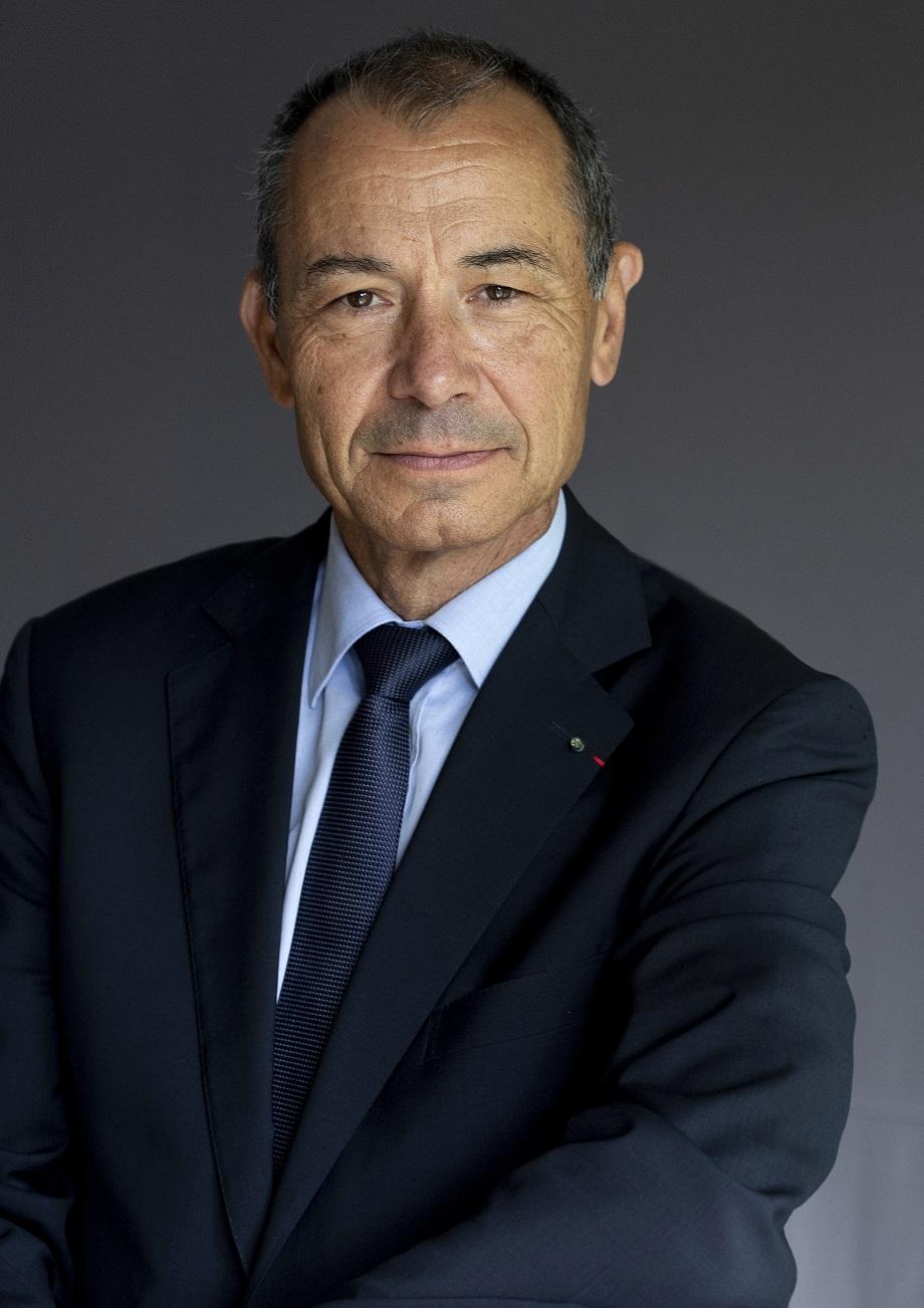 Portrait Jean-Claude Girot