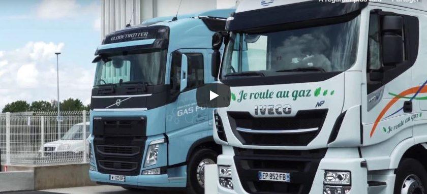 Vidéo : Inauguration de la station GNL V-GAS à Saint Quentin Fallavier le 12 juin 2018