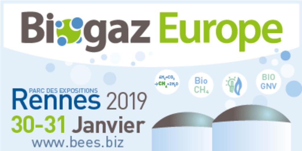 Biogaz Europe Rennes 2019