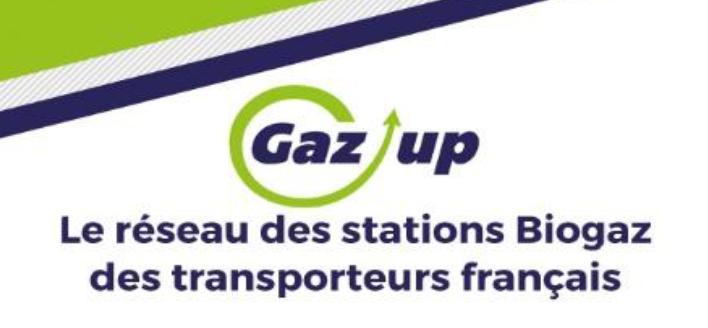 Le 14 novembre 2018, Gaz'UP et HOUTCH inaugureront une station GNV/BioGNV à Saint-Quentin (02)
