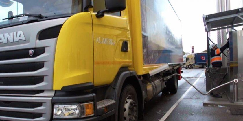 «Les camions au gaz réduisent-ils les émissions ?» La réponse est : OUI !