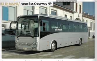 Mobilités Magazine a testé le car IVECO Crossway Natural Power