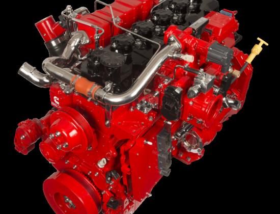 Cummins Westport complète sa gamme de moteurs gaz pour véhicules lourds certifiés basses émissions avec le B6.7N