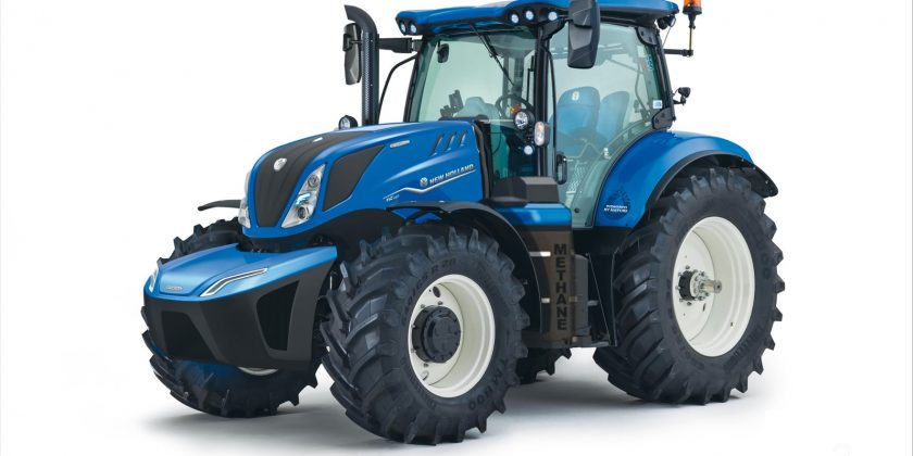 NEW HOLLAND rejoint l'AFGNV