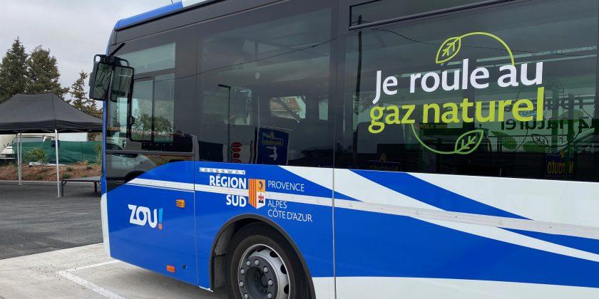 OUVERTURE D'UNE STATION GNV ET BIOGNV A PUGET-SUR-ARGENS