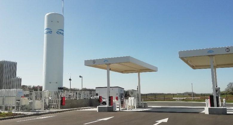 Ouverture d'une nouvelle station VL et PL distribuant du GNL et du GNL-C à Sorigny  (37)
