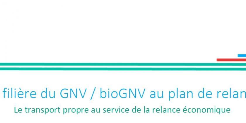 Propositions de la filière du GNV / bioGNV au plan de relance post COVID-19