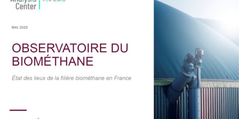 Sia Partners publie la 5ème édition de l'observatoire du biométhane