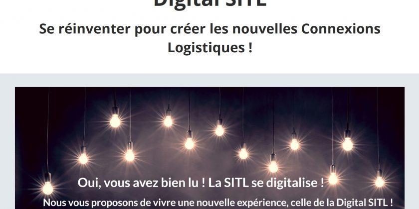 Le 24 juin 2020, Conférence Digital SITL «Green Logistics» avec l'AFGNV