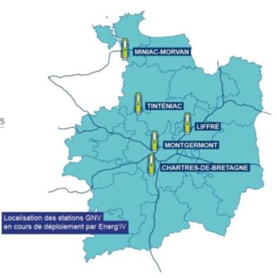 En Ille-et-Vilaine, les collectivités roulent au biogaz