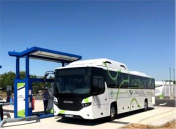Six Scania Interlink GNV pour la Régie Régionale des Transports de l'Aisne