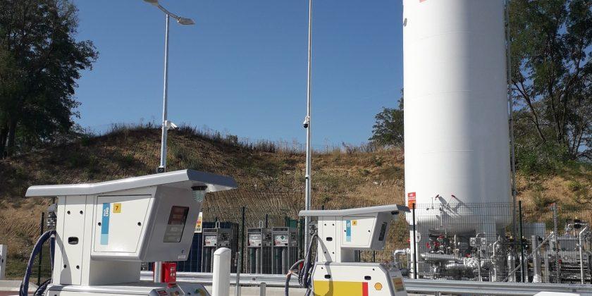 Exclusif : Transporteurs, notre adhérent Shell vous invite à participer aux tests d'avitaillement sur sa première station GNL