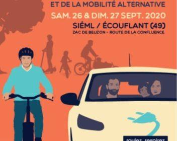 Le GNV sera présent au salon du véhicule électrique et de la mobilité durable d'Ecouflant (49)