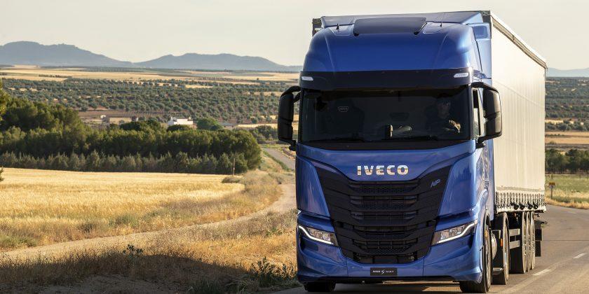 IVECO présente sa vision en matière de gaz naturel et de traction alternative dans les transports