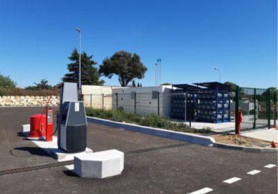 La station BioGNV de Villeneuve-sur-Lot (47) est ouverte 7j/7 et 24h/24h.