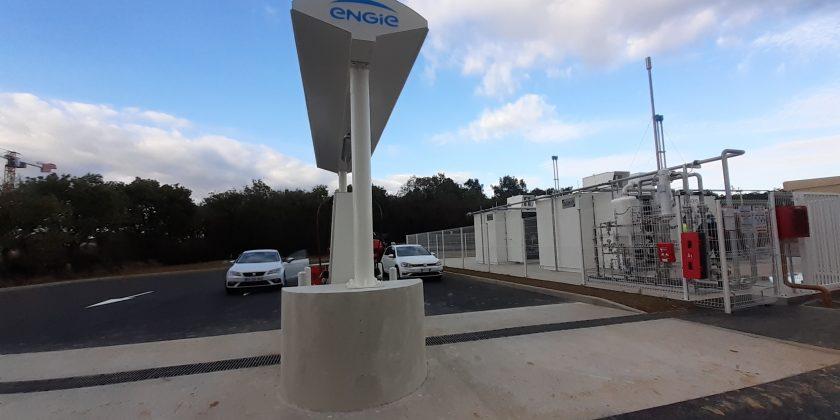Découvrez la nouvelle station VL et PL distribuant du GNC/BioGNC à Allonnes (72)