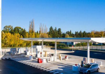 Une nouvelle station V-GAS multi-énergies ouvre ses portes à Plan d'Orgon
