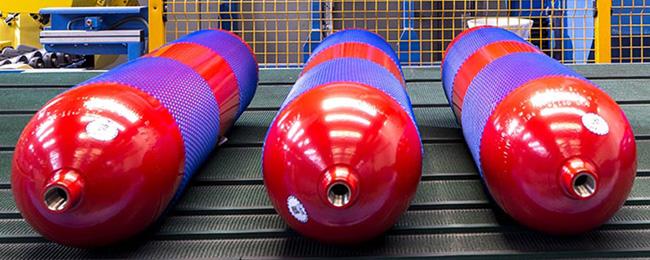 Une nouvelle avancée dans la réduction du poids des bouteilles des véhicules GNC