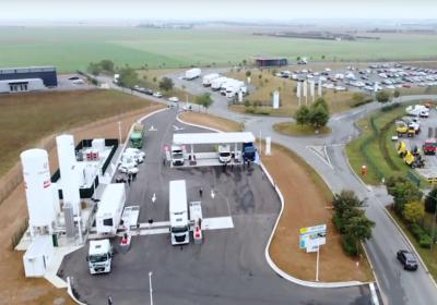 Le GNV, une valeur sûre et éprouvée pour contribuer efficacement à la neutralité carbone en 2050 dans le transport routier de marchandises et de voyageurs