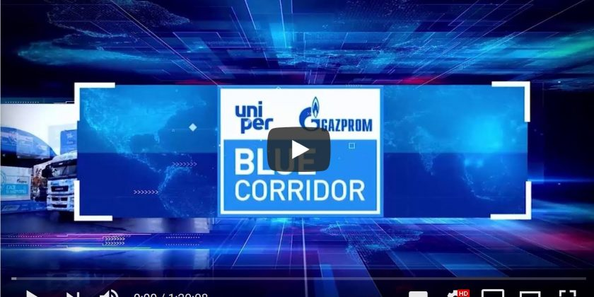Rallye GNV Blue Corridor – Etape française