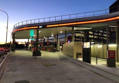 TOTAL ouvre la première station GNV sur le périphérique parisien