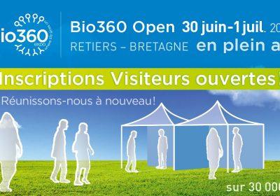 L'AFGNV sera présente au salon Bio360 Open et présentera le Panorama bioGNV 2020