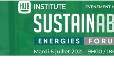 Le 6 juillet 2021, l'AFGNV interviendra lors du Sustainable Energies Forum