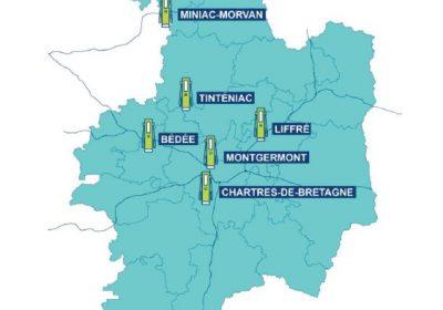 Le SDE 35 via Energ'iV, déploie un réseau de stations GNV en Ille-et-Vilaine
