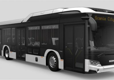 Scania France remporte l'appel d'offres de Tours Métropole Val de Loire pour 45 autobus Citywide au gaz