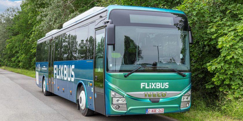 Flixbus fait le choix du bioGNV pour la liaison Amsterdam / Bruxelles