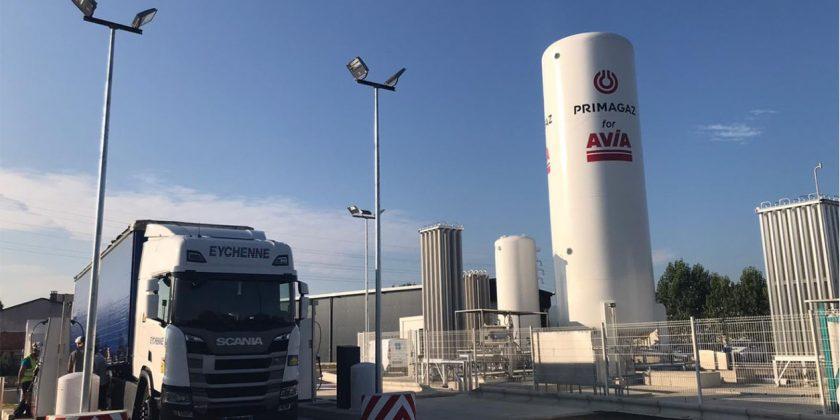 Primagaz étoffe son réseau national GNV près de Toulouse