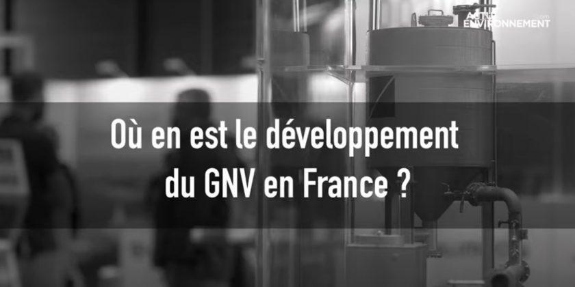 Actu-Environnement fait le point en 2 mn chrono sur le GNV/bioGNV