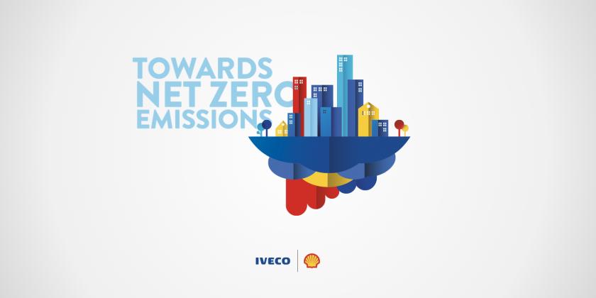 IVECO et SHELL appellent à l'action sur la transition énergétique lors d'une table ronde intersectorielle