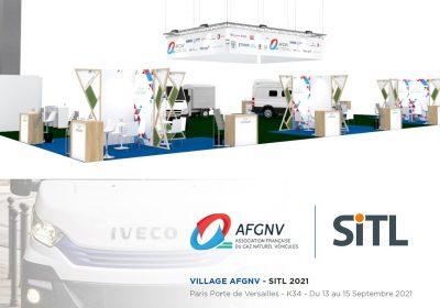 SITL 2021 : Retrouver les acteurs de référence de la filière GNV/bioGNV !