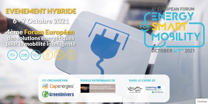 L'AFGNV présentera le bioGNV lors du Forum Européen des énergies pour la mobilité intelligente