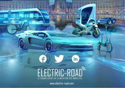Le 20 octobre, l'AFGNV est invitée à présenter la solution bioGNV lors du Forum Electric Road