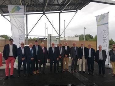 Le 28 septembre 2021, lancement du réseau TEMOB dédié aux mobilités durables en région Nouvelle-Aquitaine