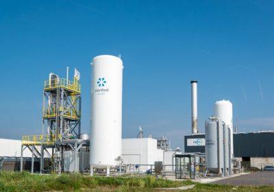 Ouverture de la première usine néerlandaise de bio-GNL